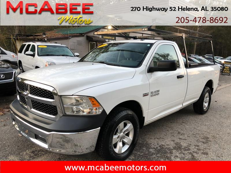 2014 RAM 1500 Tradesman Regular Cab LWB 4WD