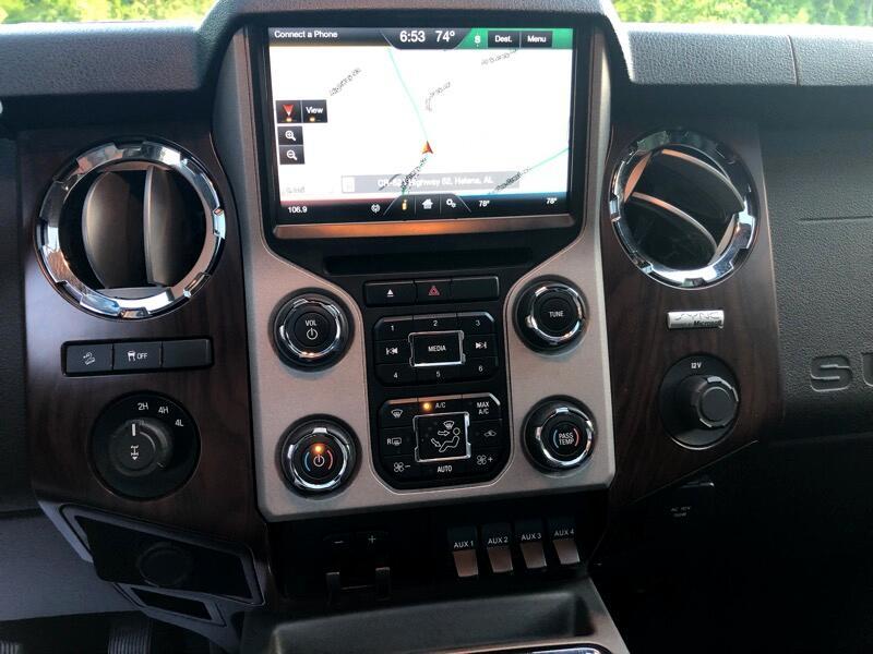 2014 Ford F-350 SD Lariat Crew Cab 4WD