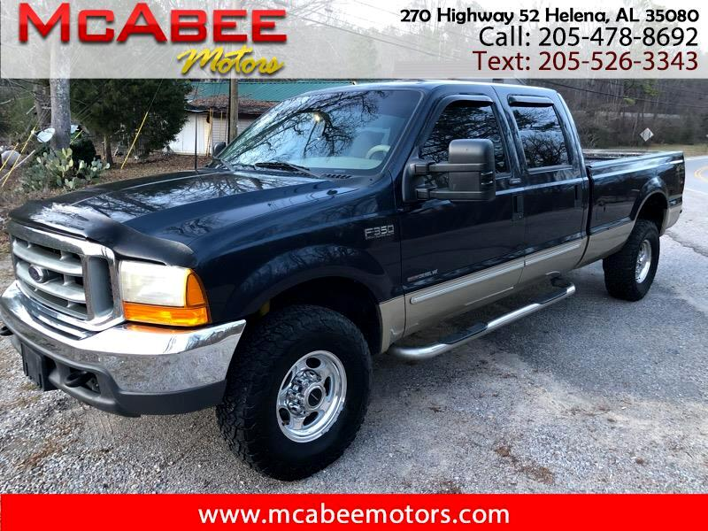 Ford F-350 SD Lariat Crew Cab Long Bed 4WD 2000