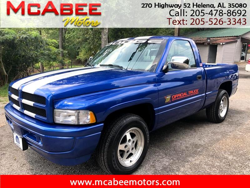 Dodge Ram 1500 LT Reg. Cab 6.5-ft. Bed 2WD 1996