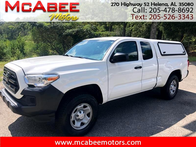 Toyota Tacoma 2WD Access Cab I4 AT SR (Natl) 2017