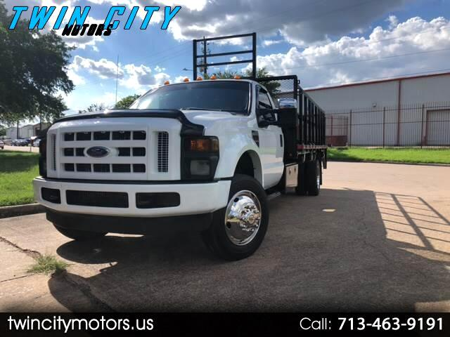 2010 Ford F-550 DRW 2WD