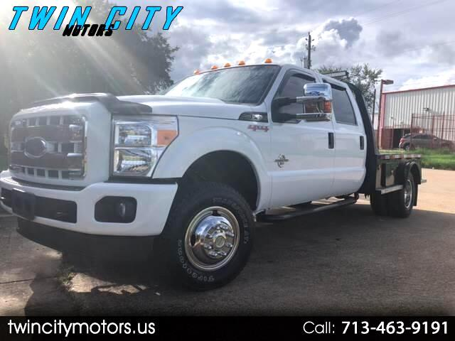 2016 Ford F-350 SD XL Crew Cab Long Bed DRW 4WD