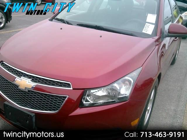 2012 Chevrolet Cruze LT