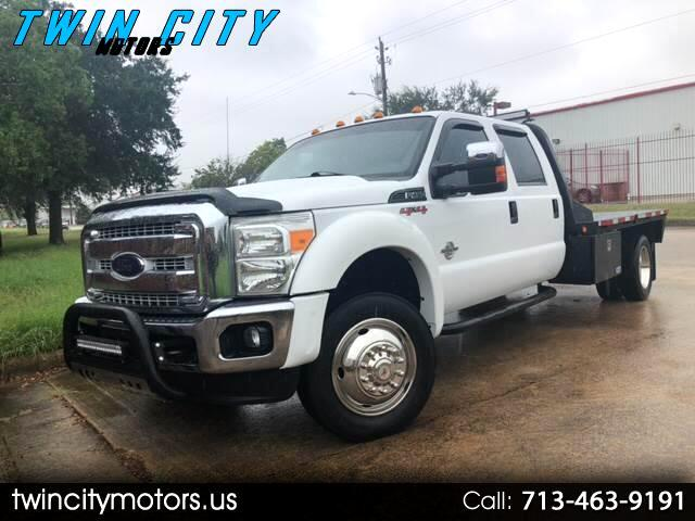 2015 Ford F-450 SD Crew Cab DRW 4WD