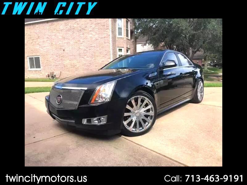 2011 Cadillac CTS 3.6L Premium w/Navi
