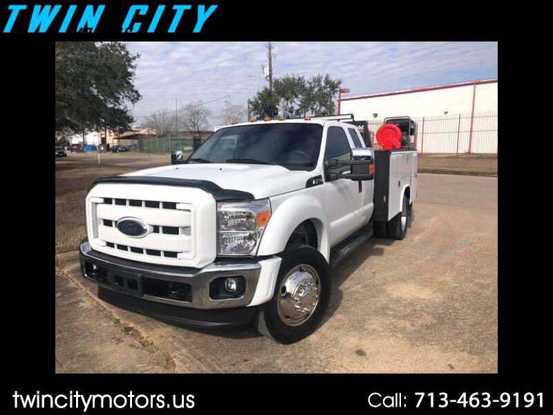 2012 Ford F-450 SD SuperCab DRW 2WD