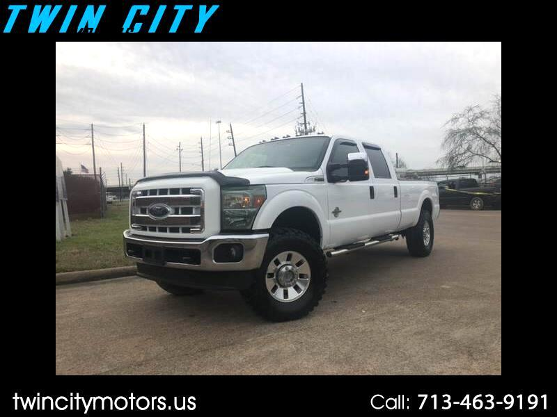 2012 Ford F-250 SD XL Crew Cab 4WD