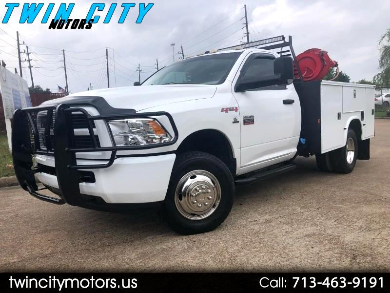 2012 Dodge Ram 3500 Regular Cab 4WD DRW