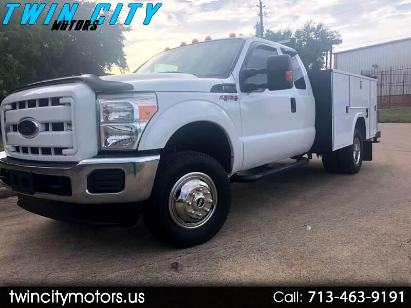 2013 Ford F-350 SD XL SuperCab Long Bed DRW 4WD