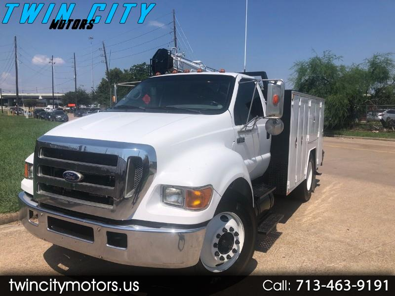 Ford F-650 Regular Cab 2WD DRW 2007