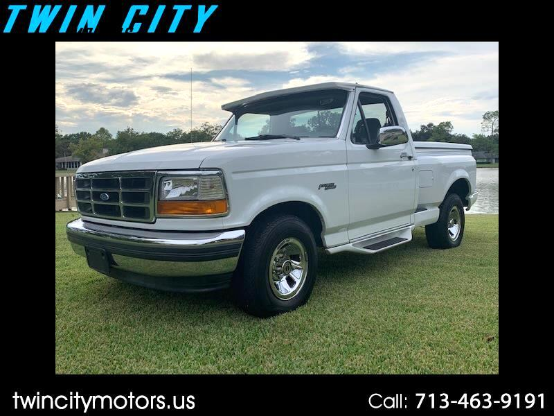 Ford F-150 Special Reg. Cab Short Bed 2WD 1995