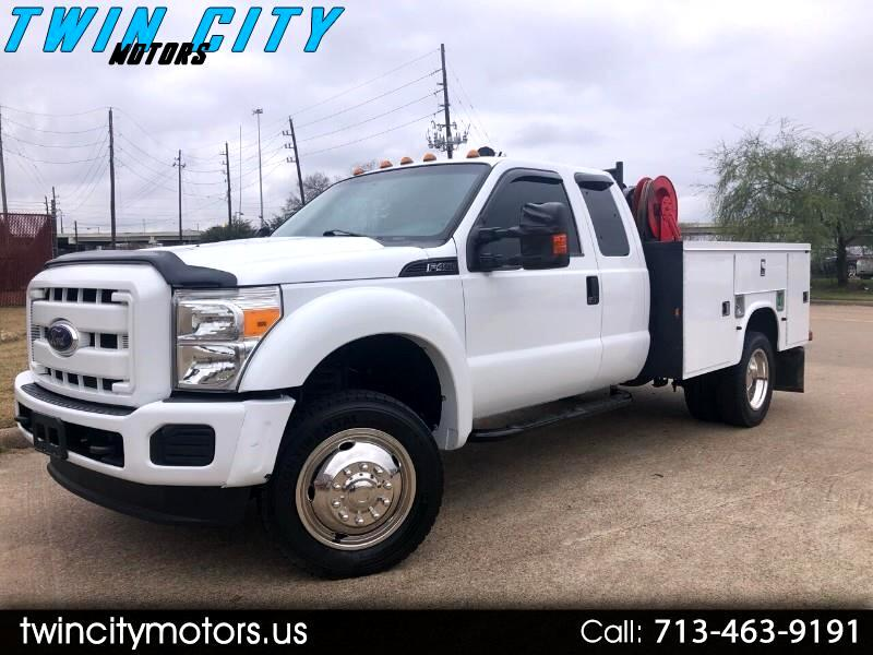 Ford F-450 SD SuperCab DRW 2WD 2012