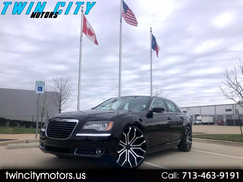 Chrysler 300 S V6 RWD 2013