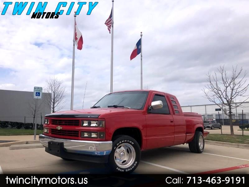 Chevrolet C/K 1500 Ext. Cab 6.5-ft. Bed 2WD 1992