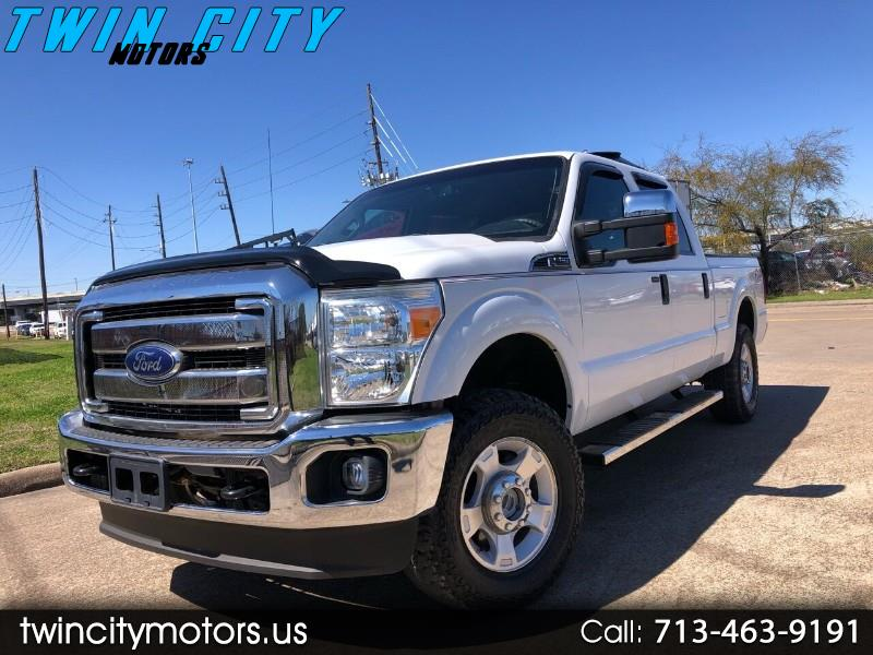 Ford F-250 SD XLT Crew Cab Long Bed 4WD 2013