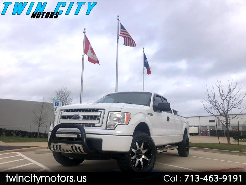Ford F-150 XL SuperCab 8-ft. Bed 4WD 2014