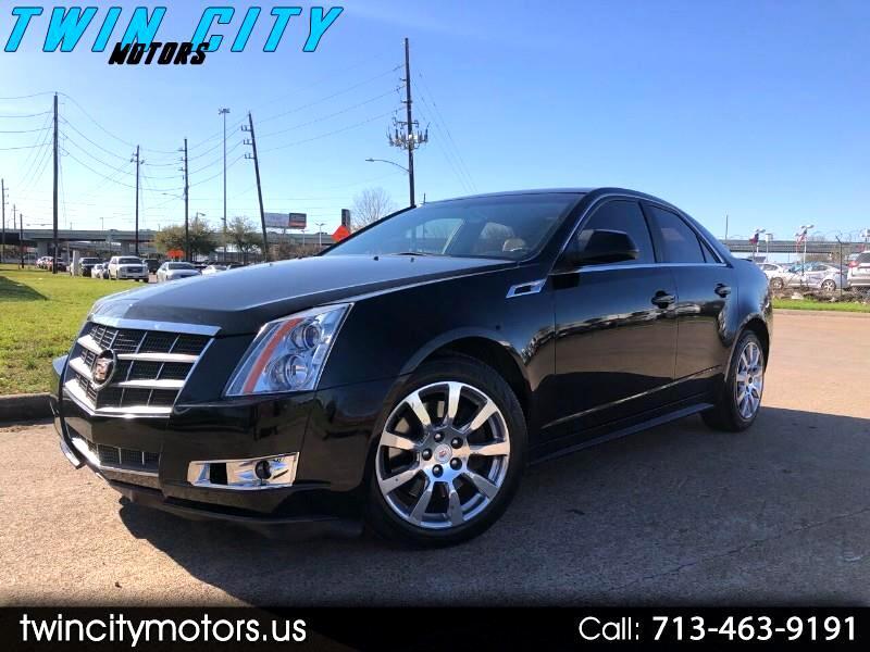 Cadillac CTS Performance 2012