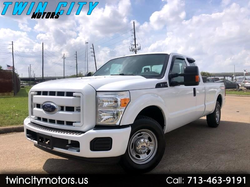 Ford F-250 SD XL SuperCab 2WD 2015