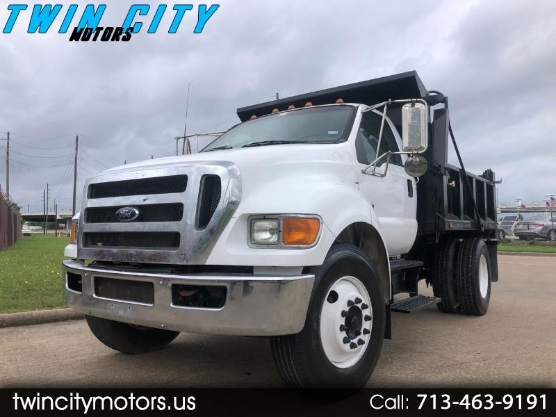 Ford F-750 Regular Cab 2WD DRW 2005