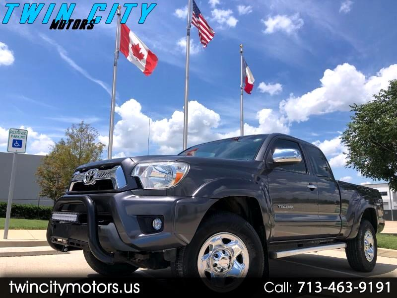 Toyota Tacoma PreRunner Access Cab 2WD 2013