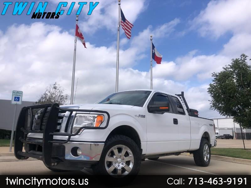 Ford F-150 XLT SuperCrew Short Bed 4WD 2012