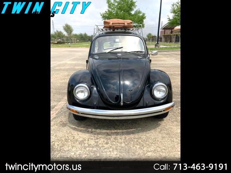 Volkswagen Beetle #PinkBeetle 1969