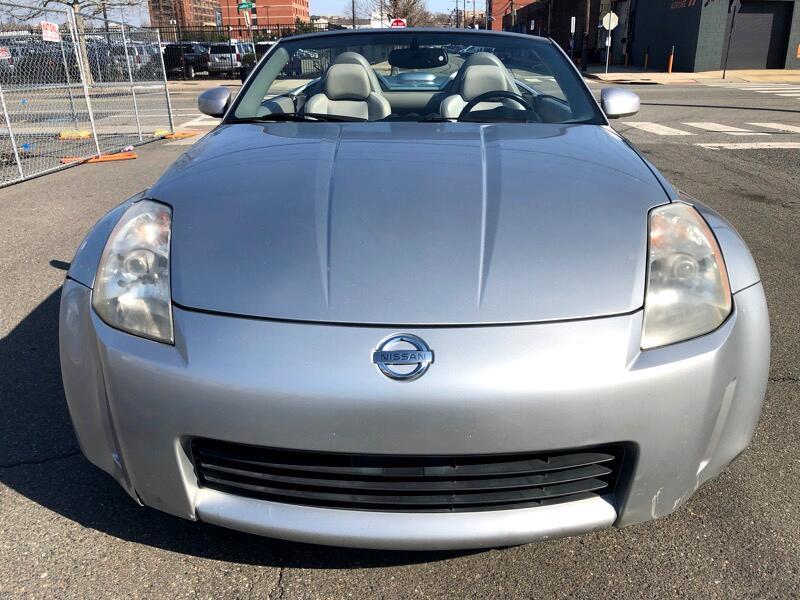 2005 Nissan 350Z  for sale VIN: Jn1az36a95m759132
