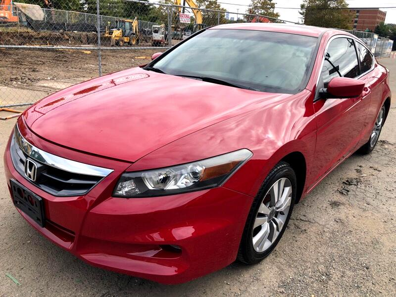 Honda Accord EX-L Coupe AT 2011