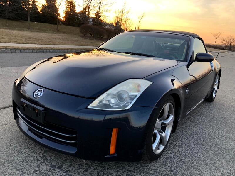 Nissan 350Z Enthusiast Roadster 2007
