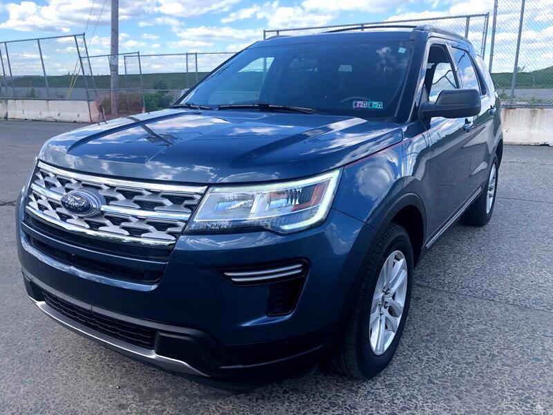 Ford Explorer XLT 4WD 2018
