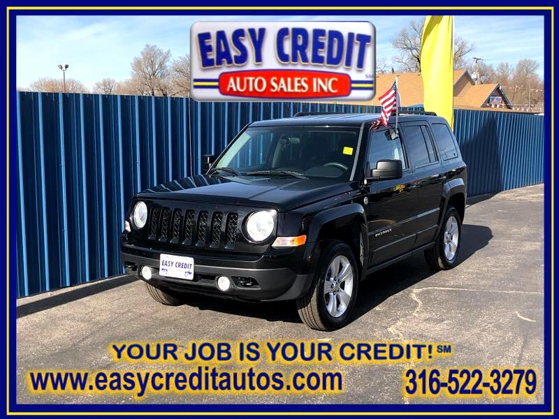 2012 Jeep Patriot Sport 4WD