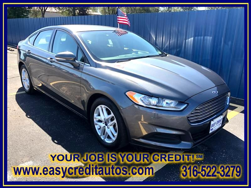 Ford Fusion 4dr Sdn I4 SE 2016