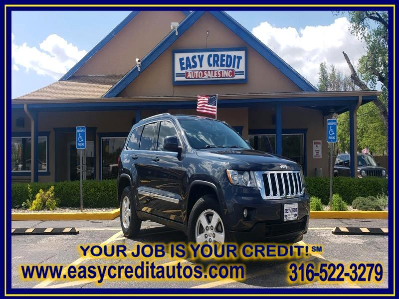Jeep Grand Cherokee RWD 4dr Laredo 2013