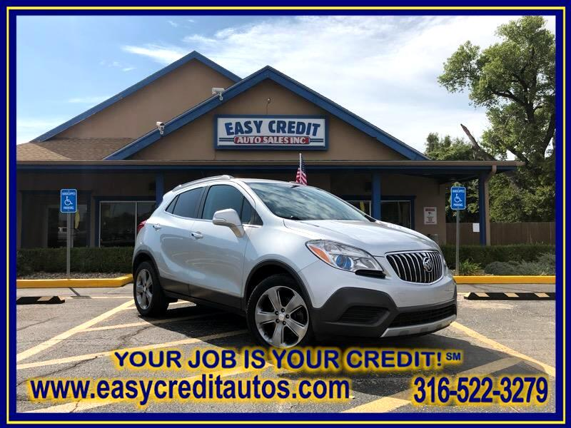 Buick Encore FWD 4dr 2014