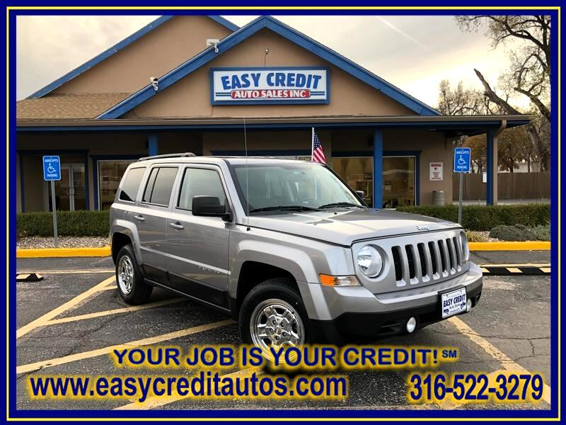Jeep Patriot 4WD 4dr Limited 2016