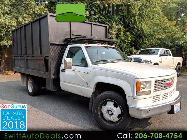 1996 GMC Sierra C/K 3500 Reg. Cab 8-ft. Bed 2WD