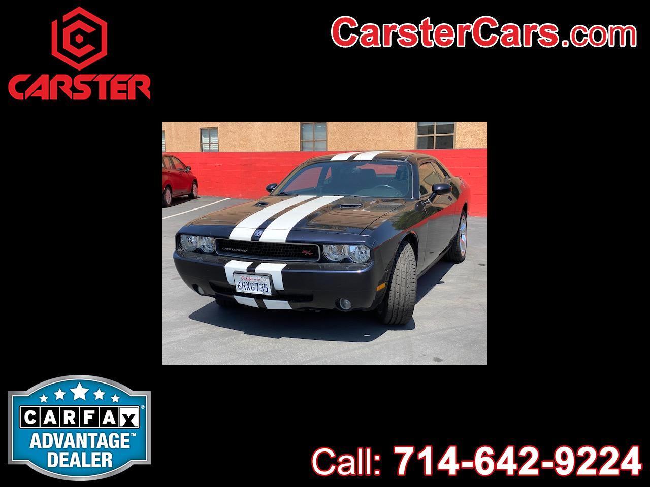 Dodge Challenger 2dr Cpe R/T 2011