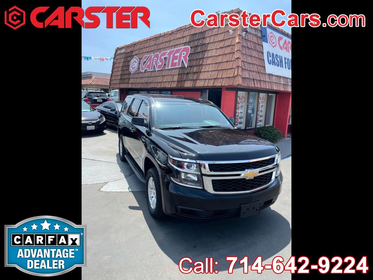 Chevrolet Tahoe 4WD 4dr Commercial 2016