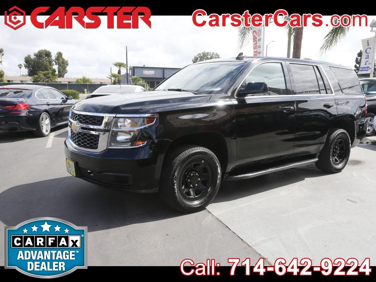Chevrolet Tahoe 2WD 4dr Commercial 2015
