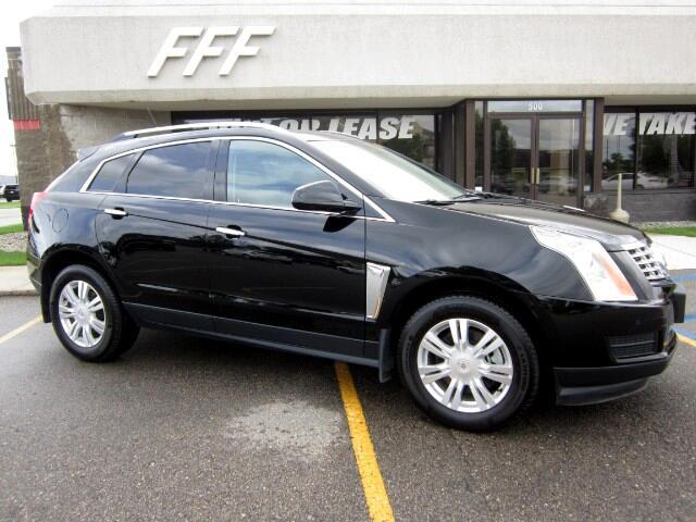 2016 Cadillac SRX Luxury Collection AWD