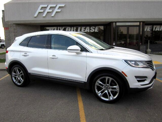 2015 Lincoln MKC Reserve AWD