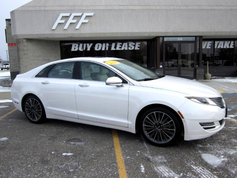 Lincoln MKZ Reserve AWD 2016