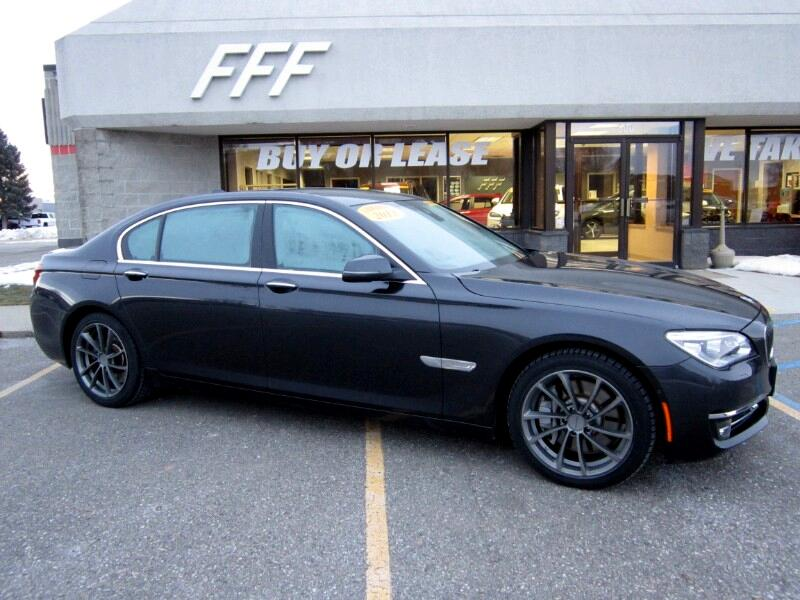2013 BMW 750Li xDrive Base