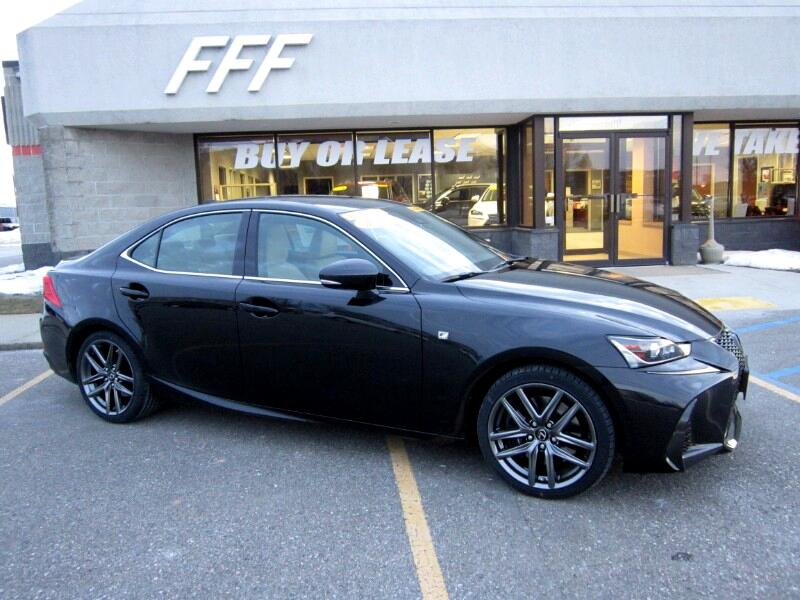 2017 Lexus IS IS 300 F Sport AWD