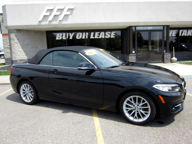 BMW 2-Series 228xi Convertible 2016