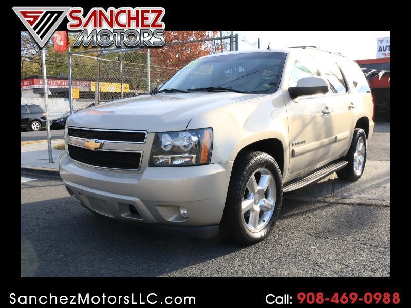 2007 Chevrolet Tahoe 4WD 4dr LTZ