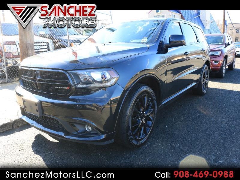 2015 Dodge Durango 4dr 4WD SXT