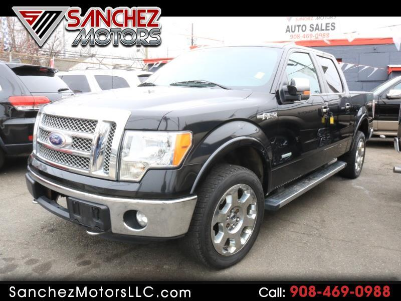 2012 Ford F-150 SuperCrew 139