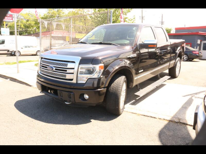 Ford F-150 Platinum SuperCrew 6.5-ft. Bed 4WD 2013